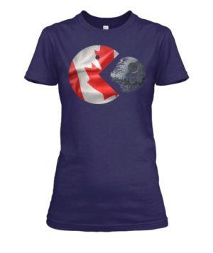 Camiseta Pac-Wars Mujer