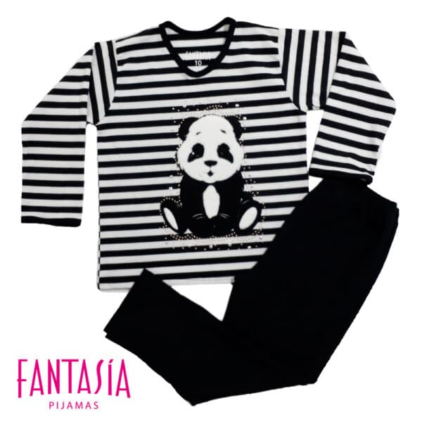 PLML Rayas Oso Panda