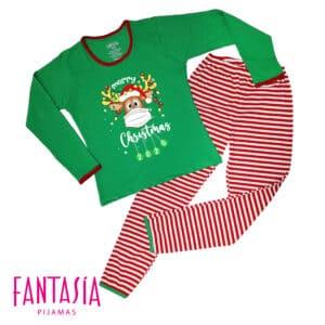 Pijama Navidad Reno2020