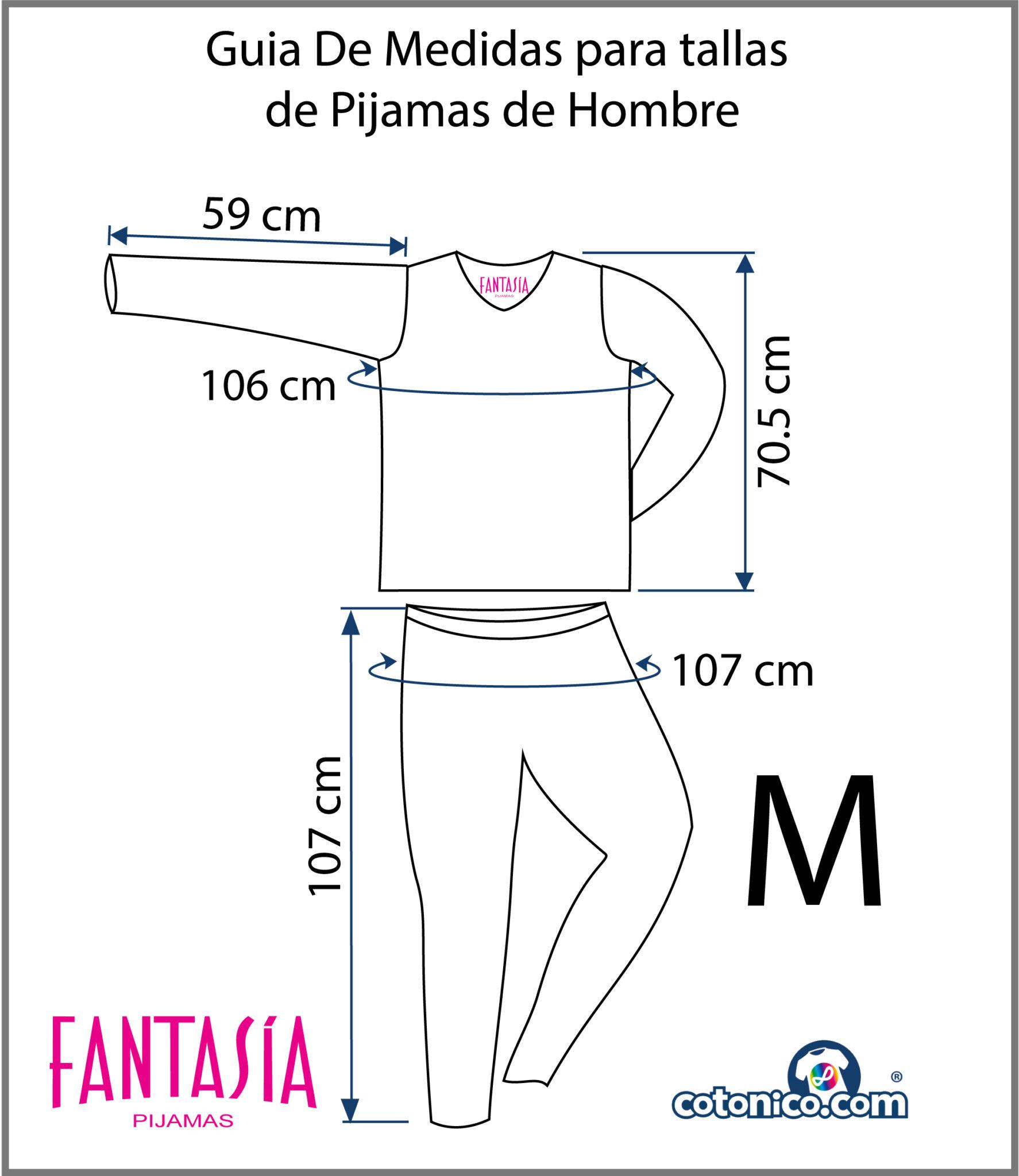 Guia-De-Tallas-Pijamas-De-Hombre-M