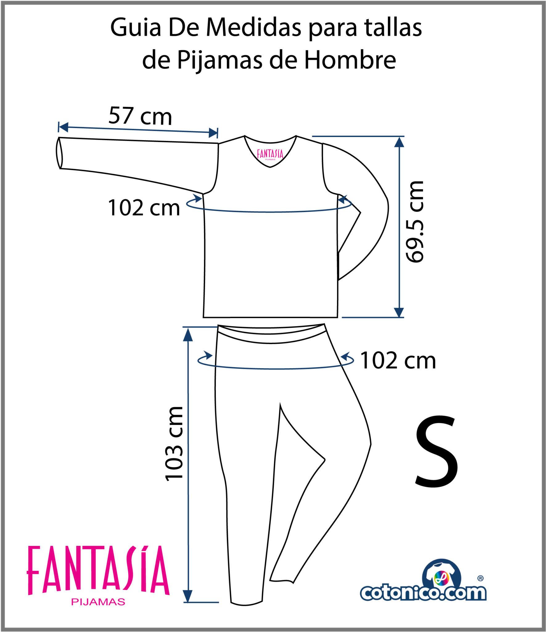 Guia-De-Tallas-Pijamas-De-Hombre-S