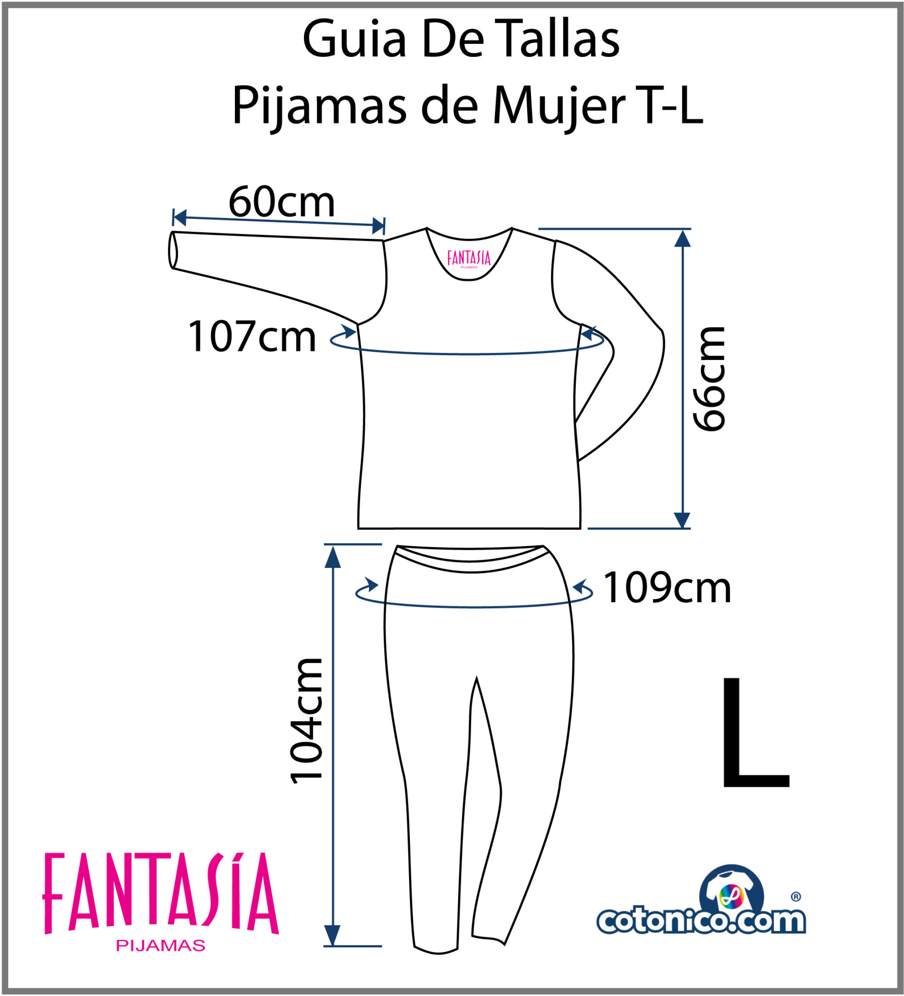 Guia-De-Tallas-Pijamas-De-Mujer-L