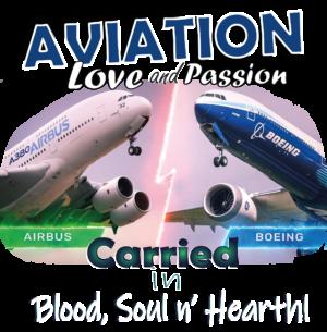 Camiseta Manga Corta Aviation