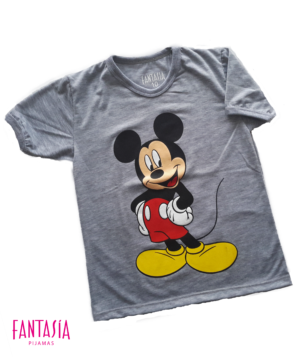 Camiseta Para Mujer o Niña Manga Corta Ref:MM2302