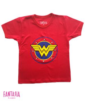 Camiseta Para Mujer o Niña Manga Corta Ref:MV1702