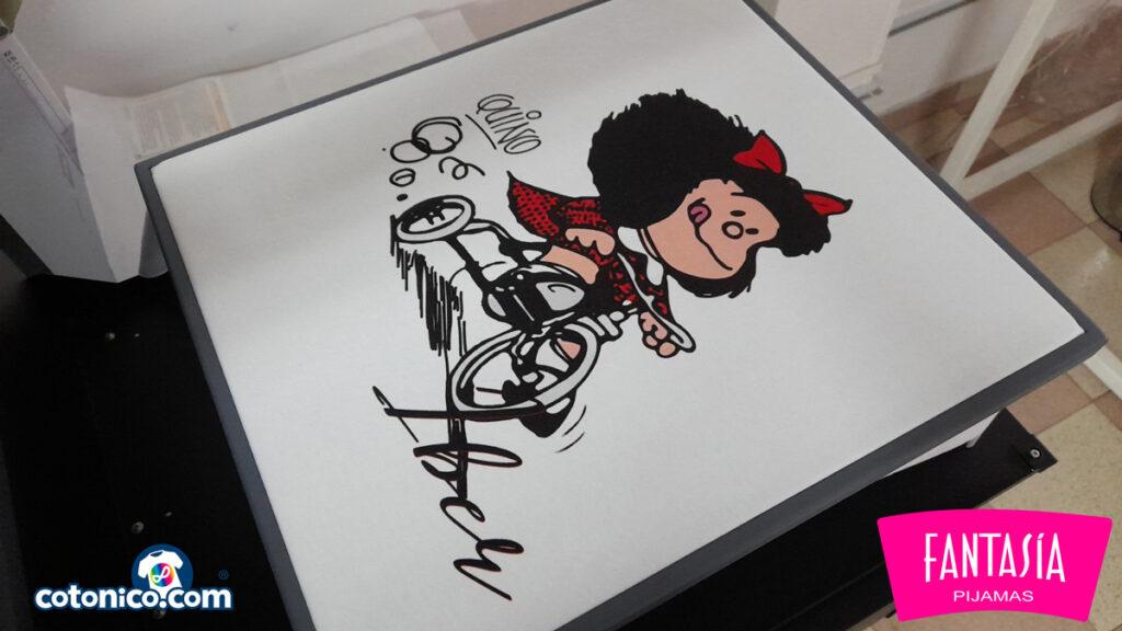 Mafalda-Triciclo