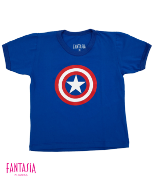 Camiseta Para Hombre o Niño Manga Corta Ref:CA1802