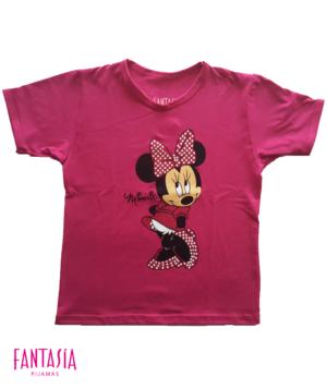 Camiseta Para Mujer o Niña Manga Corta Ref:MN2006